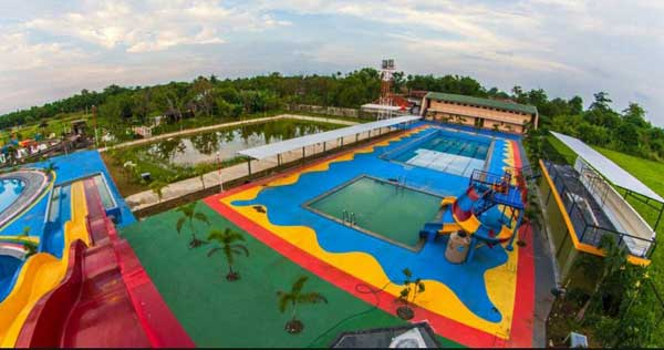Agung Fantasi Waterpark