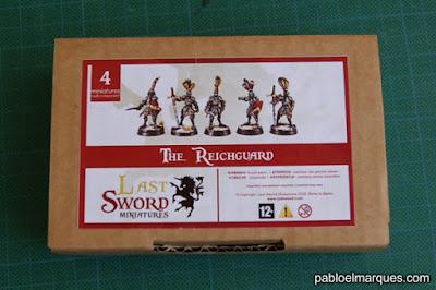 Last Sword: caballeros Reichguard