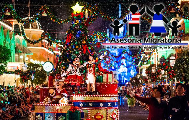 Fotos De La Navidad En Estados Unidos.Lic Billy Tecun Experto En Asesoria Migratoria Como Se
