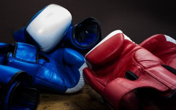 Wallpaper: Boxing Gloves