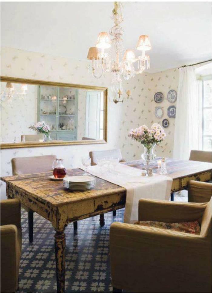 Hogares Frescos: Comedores Con Encanto, Esenciales y con un Toque Chic
