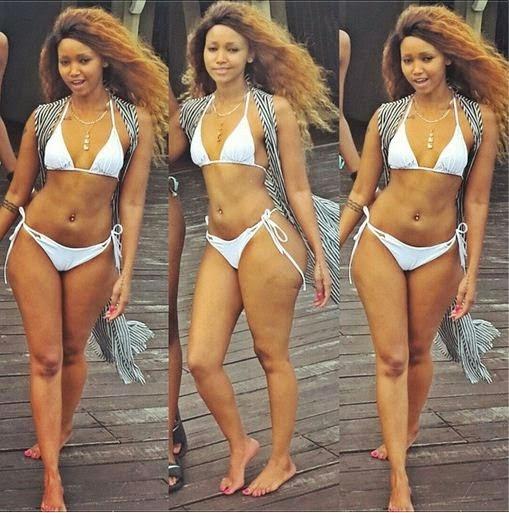 huddah Monroe wet bikini Archives - BigEye.UG