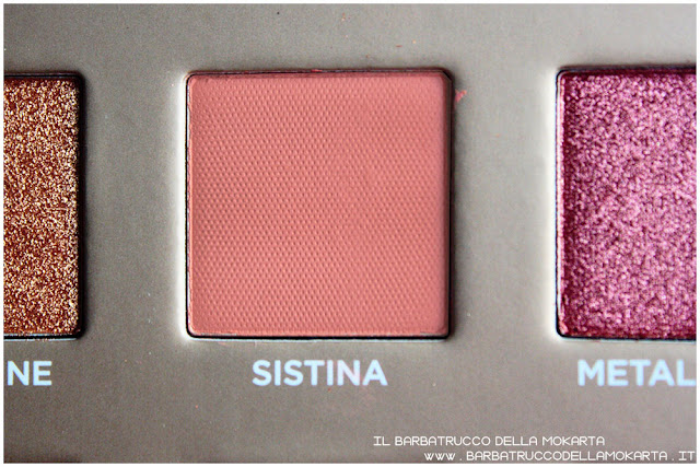 sistina dreamy eyeshadow palette nabla cosmetics ombretti