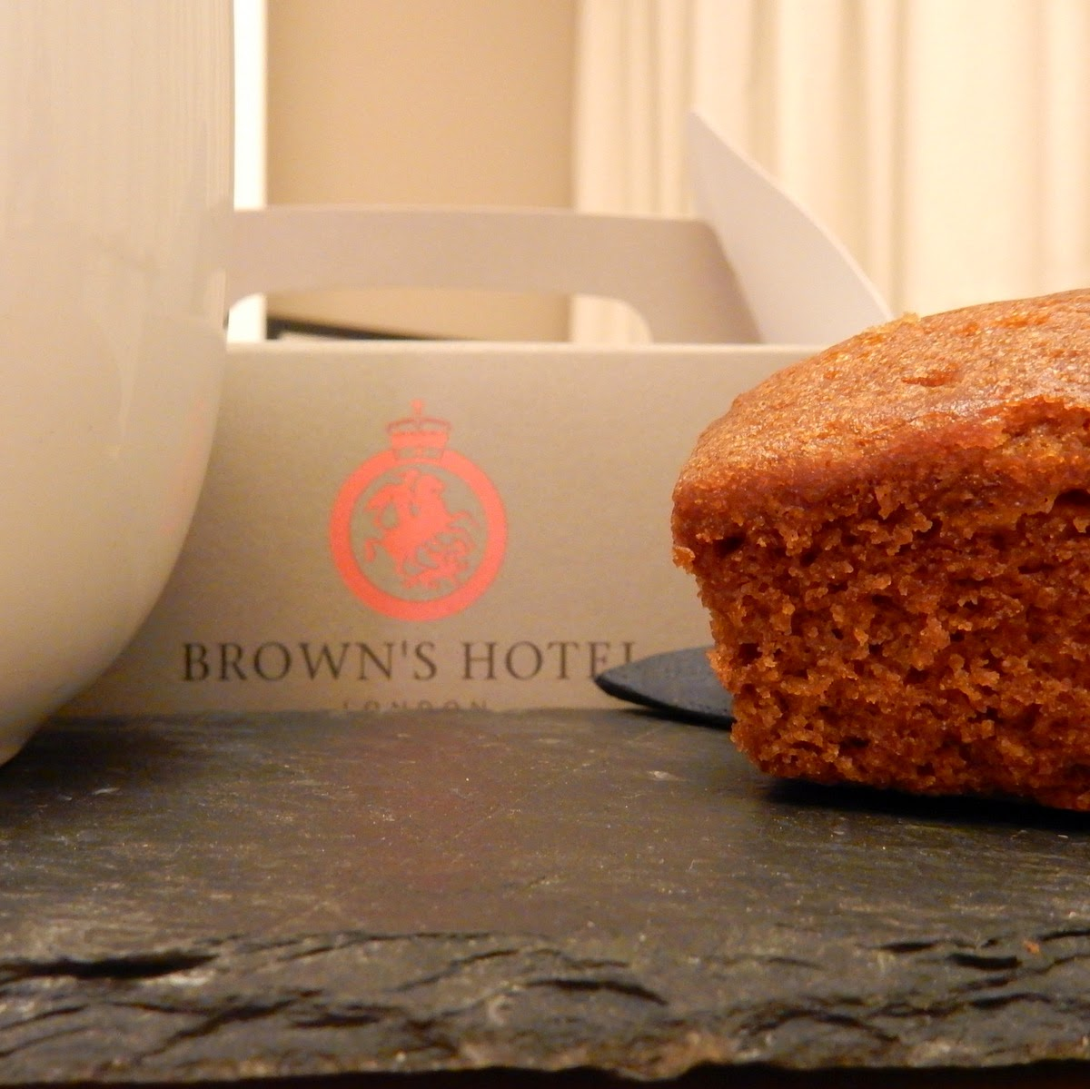 Afternoon Tea at Brown's Hotel (and a hashtag of bloggers)