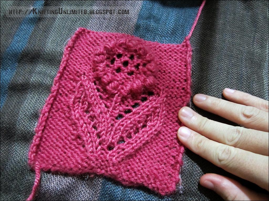 Knitting Abbreviations Yo : Glory flower knitting unlimited