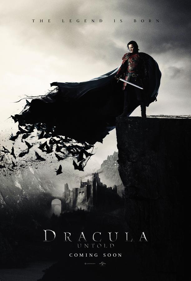 Primul poster Dracula Untold