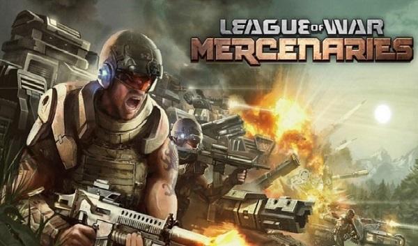Download League of War Mercenaries Mod Apk Game
