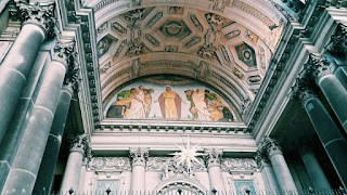 Berliner Dom - Berlin Katedrali