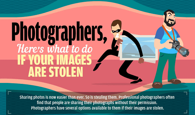 Photographers: Here's What to Do If Your Images Are Stolen