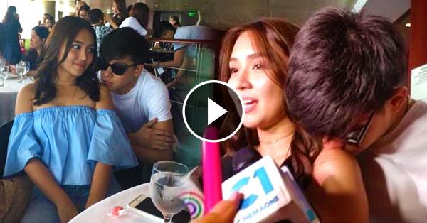Astonishing What Daniel Padilla Did To Kathryn Bernardo Shocked The Netizens Hairstyle Inspiration Daily Dogsangcom