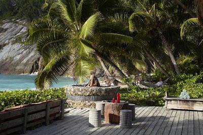 Hermosa isla privada