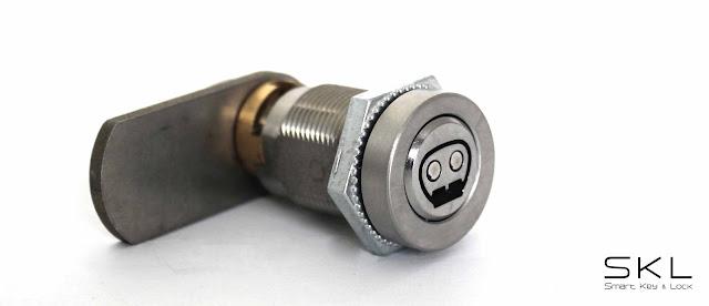 Cerradura inteligente evitar robos en maquinas tragaperras y vending