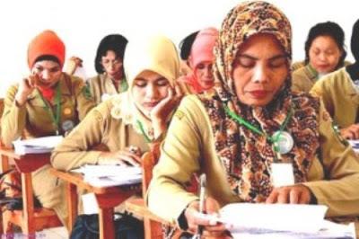 Nilai Minimal Kelulusan Sertifikasi Guru Dinaikkan Jadi 80