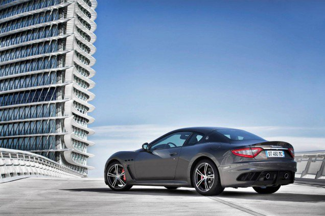 maserati granturismo sport 2018 price specs and release. Black Bedroom Furniture Sets. Home Design Ideas