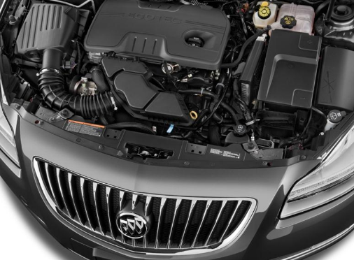 The 2017 Buick Enclave Engine