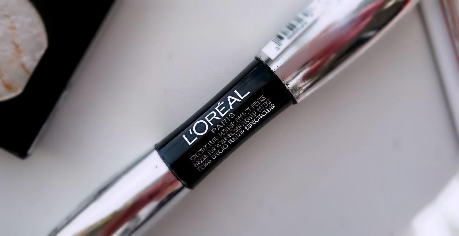 Świetny sposób na wyraziste rzęsy czyli dwufazowy tusz L'Oreal False Lash Wings Superstar Mascara