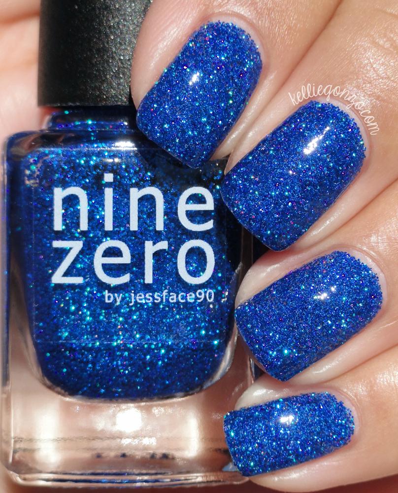 Nine Zero Lacquer Sapphire