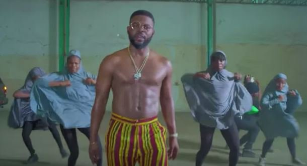 Muslim People Gave Falz 7-day ultimatum to withdraw 'This is Nigeria, Video