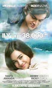 Download Film I Love You From 38000 Feet (2016) Subtitle Indonesia