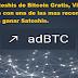 AdBTC.TOP - ¿Como funciona para ganar bitcoins?