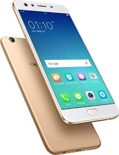 Oppo F3 Plus with 16MP+8MP Dual Selfie Cameras