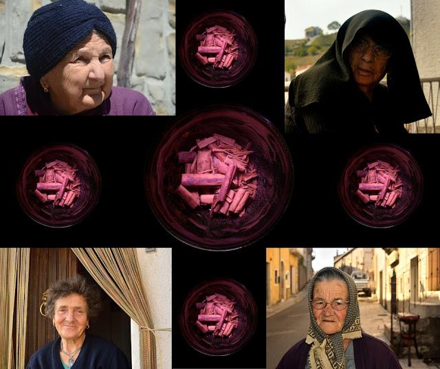 spezie  e donne della Basilicata, foodfilebasilicata