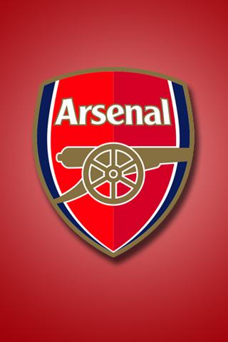 Arsenal FC London download besplatne slike pozadine Apple iPhone