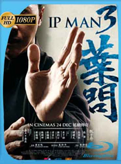 Ip Man 3 (2015) HD [1080p] Latino [GoogleDrive] DizonHD