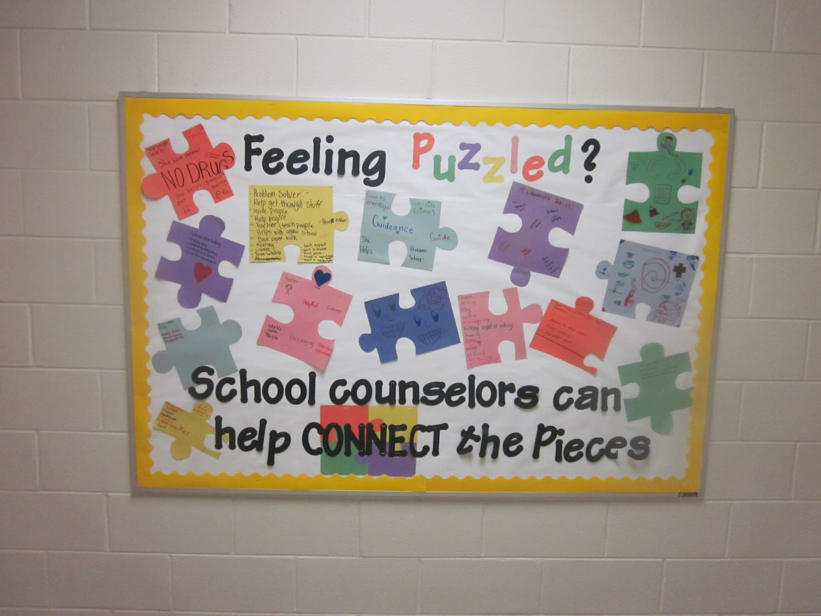 Confessions of a School Counselor: National School