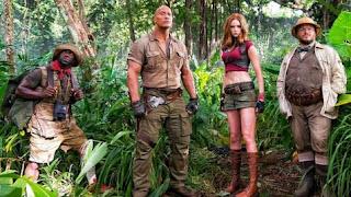 Watch: 'Jumanji: Welcome To The Jungle' Trailer starring Nick Jonas and Dwayne Johnson