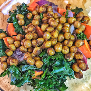 Recipe Thursday, Sweet potato Chickpea buddha bowl, kale, recipes, clean eating, punta cana, beachbody vacation, vegetarian recipes, vegan recipes