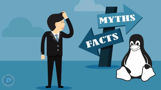 Mitos sobre Linux
