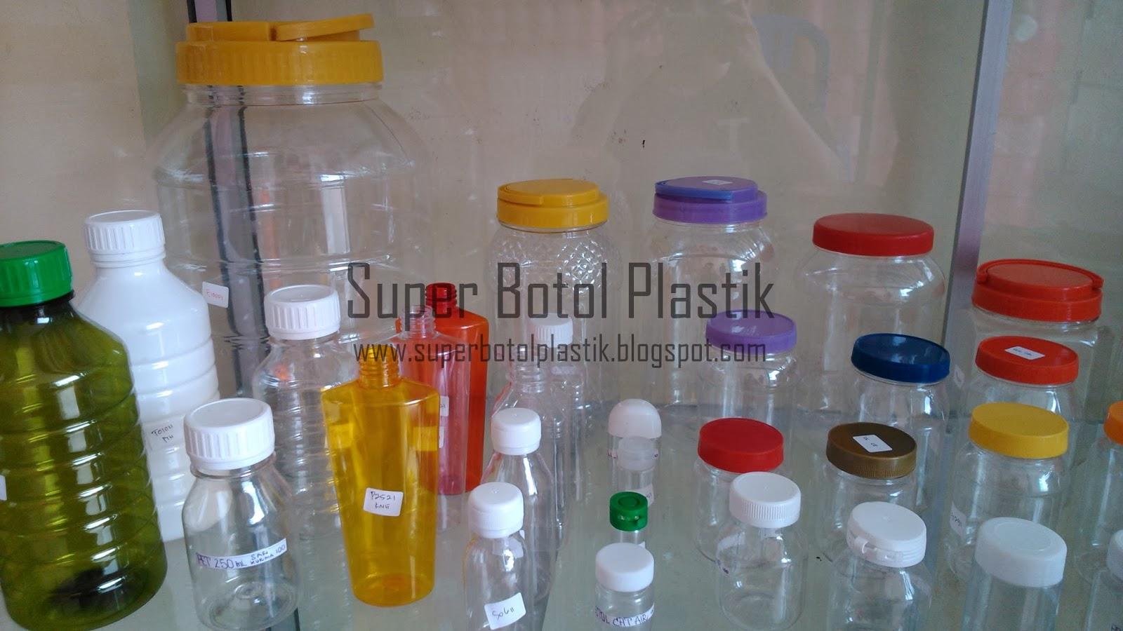 Super Botol Plastik Jual Botol Plastik Produsen