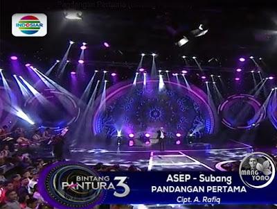 Asep Subang Bintang Pantura 3 Indosiar