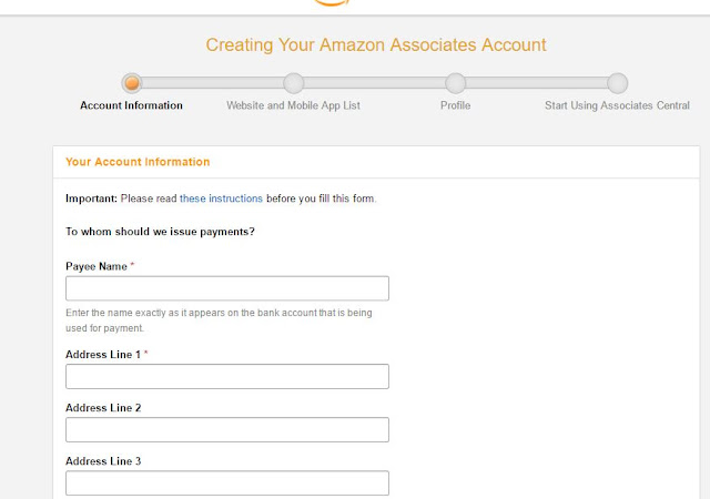 Earn Money By Amazon:---