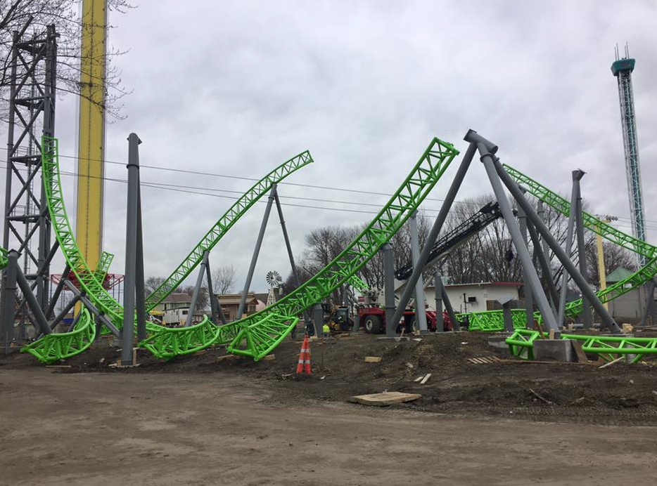 Newsplusnotes The Monster Is Rising At Adventureland