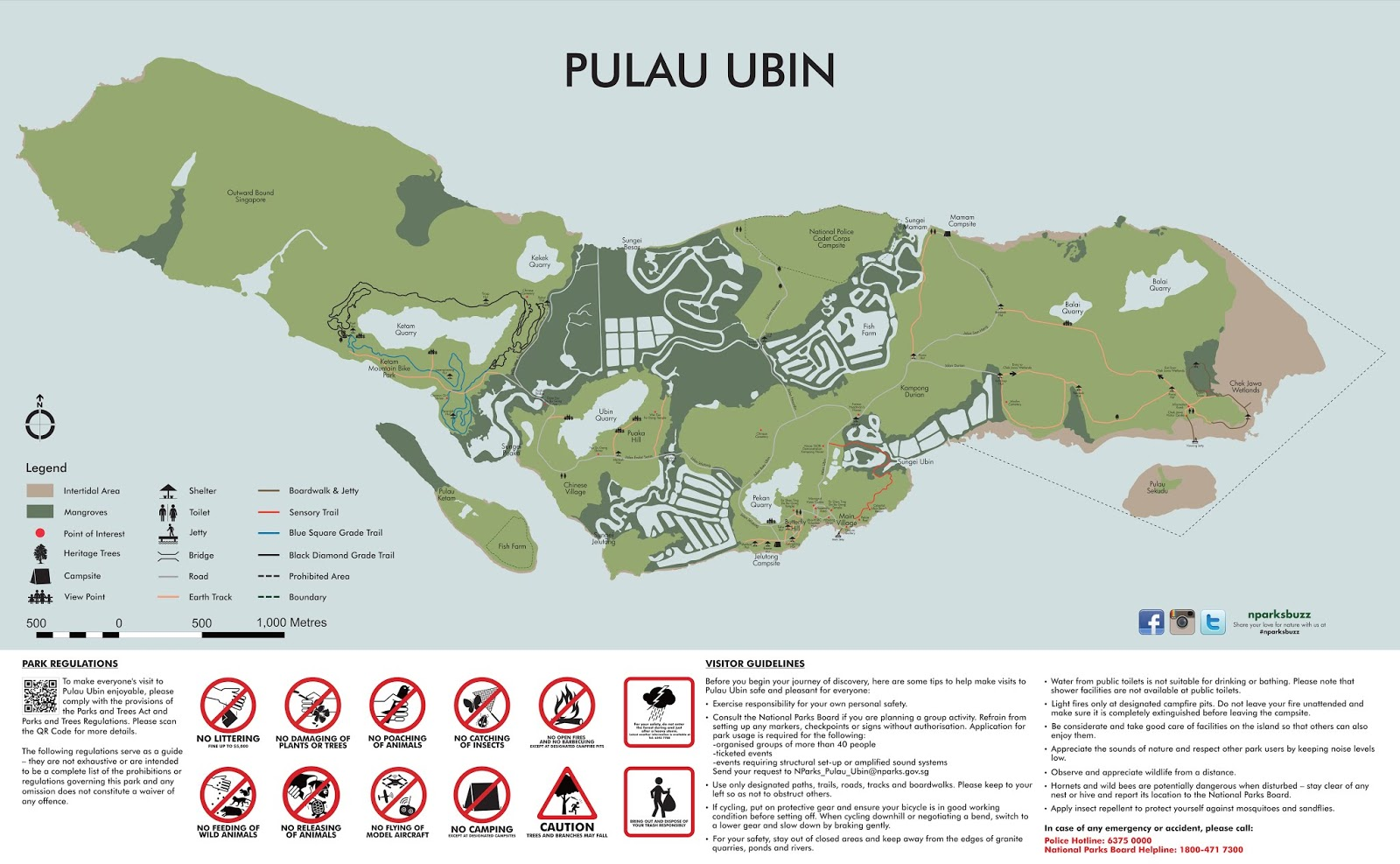 Getting To Ubin