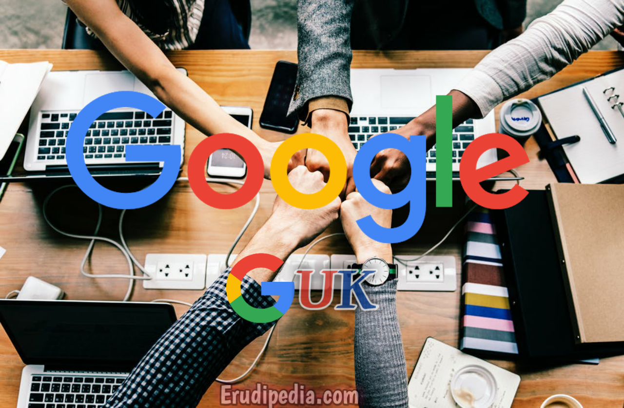 Google job search Uk