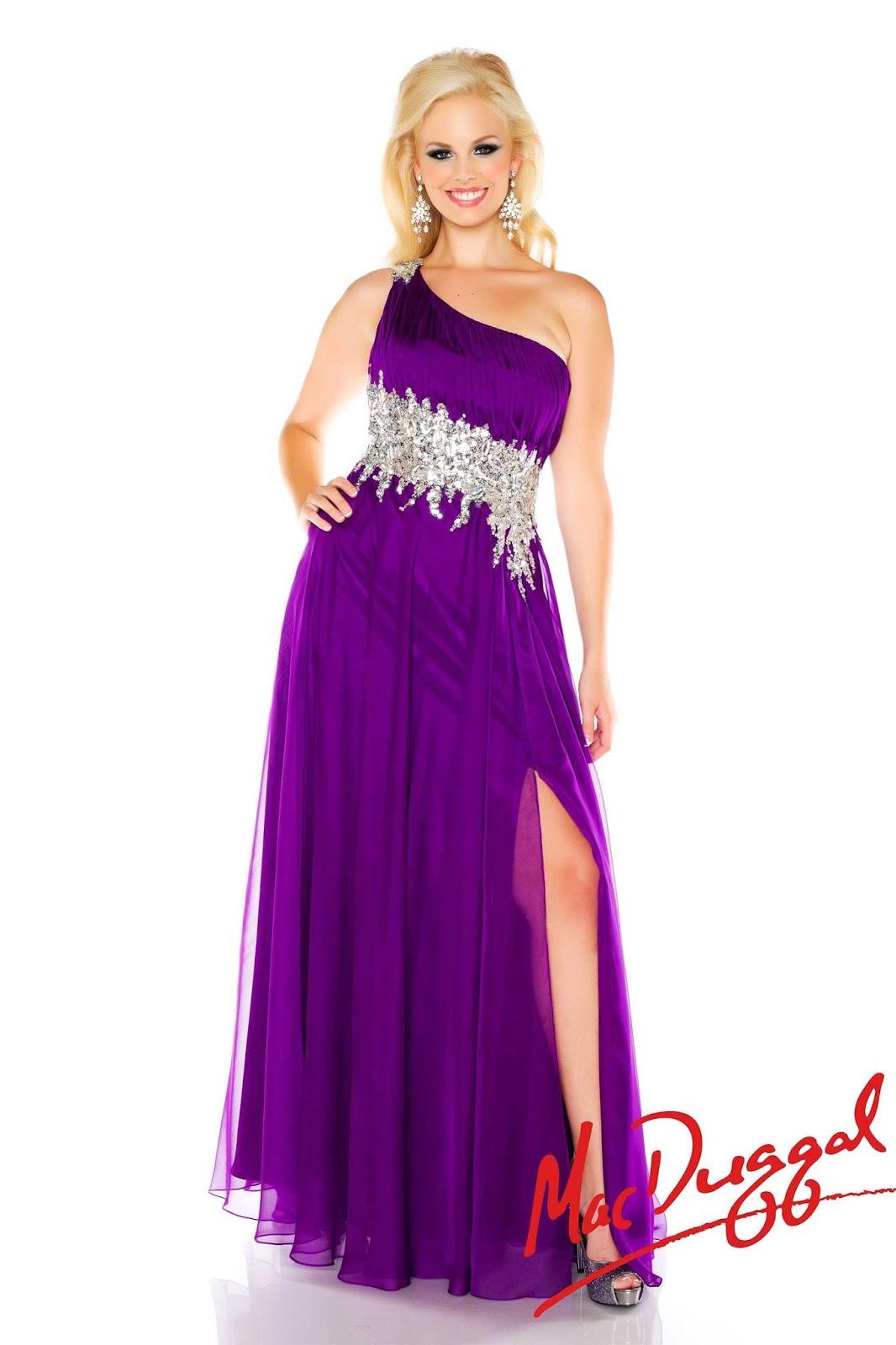 Purple Plus Size Prom Dresses 2016 | wedding bridal trend