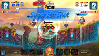 GunboundM MOD Apk [LAST VERSION] - Free Download Android Game