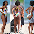 Bootylicious Kelly Rowland Shows Off Banging Body in Sydney
