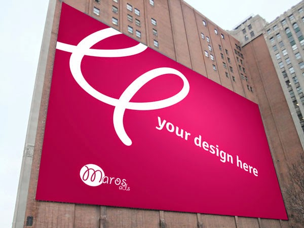 Outdoor Billboards Mockup PSD Templates