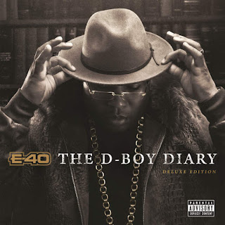 E-40 - The D-Boy Diary (Deluxe) (2016) - Album Download, Itunes Cover, Official Cover, Album CD Cover Art, Tracklist