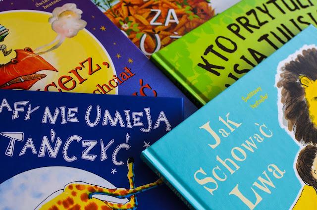 """Światowe bestsellery dla dzieci pod znakiem """"Przyjaznej Łapki"""""""
