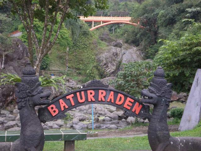 Wisata Baturraden