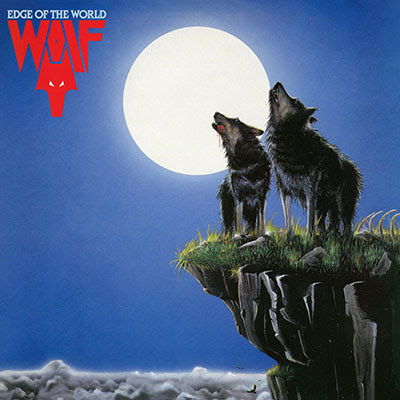 "Wolf - ""Red Lights"" taken from the album ""Edge Of The World"""