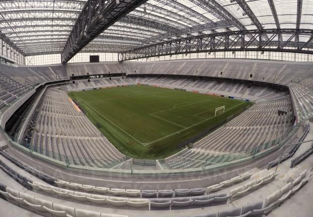 A Arena da Baixada será utilizada neste mês para uma partida da Liga  Mundial de Vôlei cb2247ef0025b