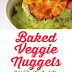 paleo baked veggie nuggets (gluten free, dairy free, Low carb)