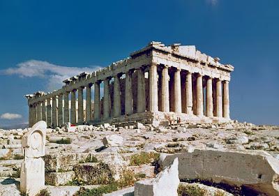 Parthenon di Athena