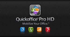 Quickoffice Pro HD tablet app updated with footnotes and endnotes viewing